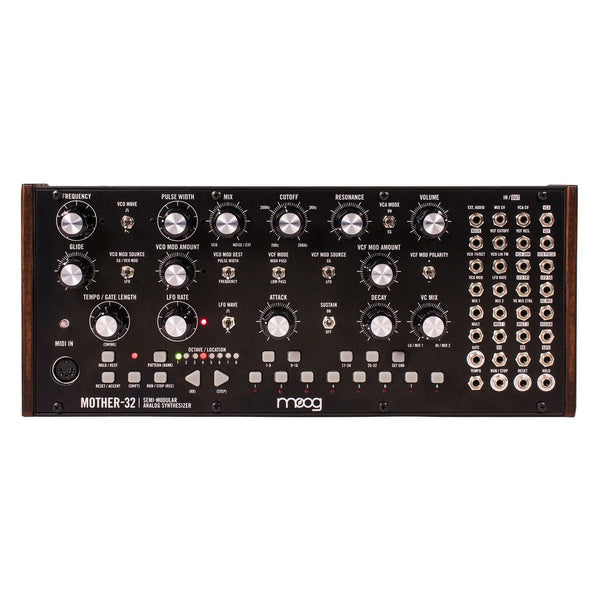 Rent Moog Mother-32 Semi-Modular Eurorack Analog Synthesizer & Step Sequencer