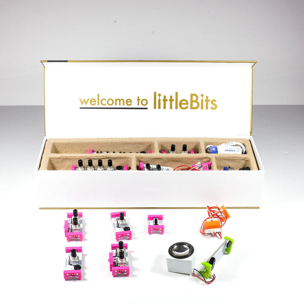 Korg - Korg littleBits Synth Kit - The Sound Parcel