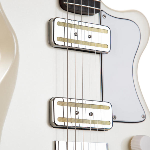 Harmony Juno Electric Guitar, Pearl White