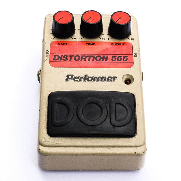 DOD-555-Distortion-Overdrive