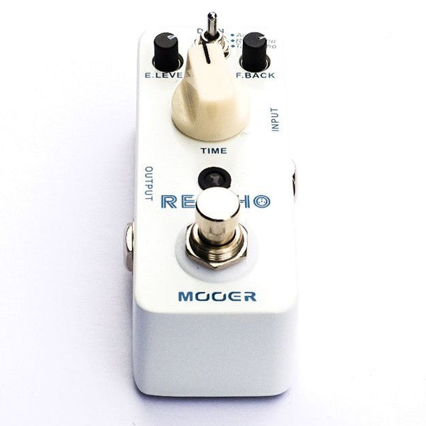 Mooer - Mooer Reecho, digital delay pedal - The Sound Parcel