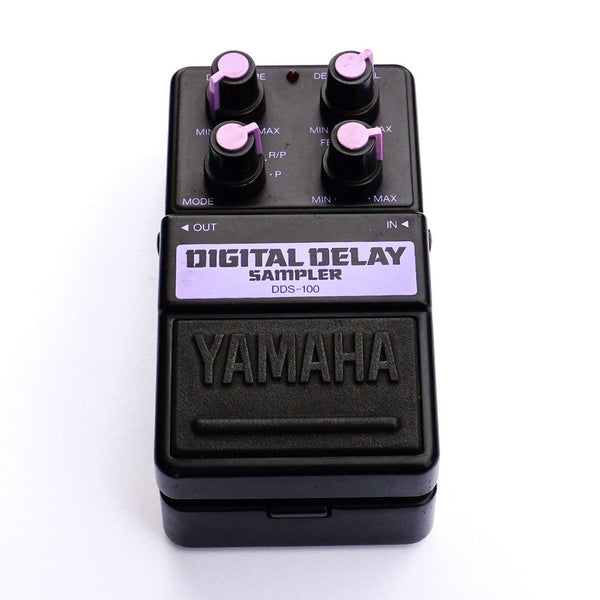 Yamaha - Yamaha DDS-100 Digital Delay Sampler Vintage - The Sound Parcel
