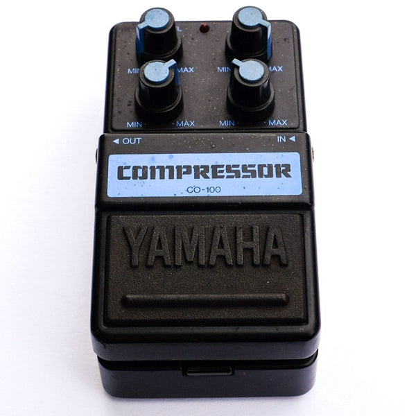 Yamaha - Yamaha CO-100 Compressor Vintage - The Sound Parcel