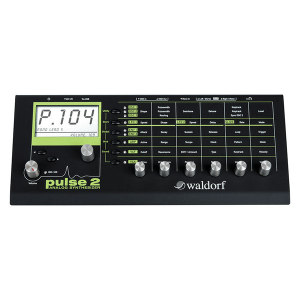 Waldorf Pulse 2 Analog Synthesizer Module