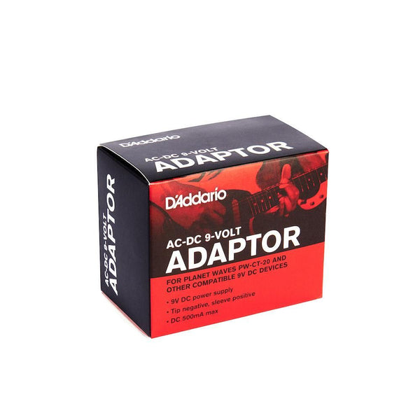 D'Addario 9-Volt Power Adaptor