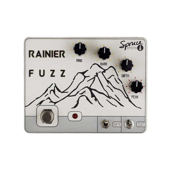 Rent Spruce Effects Rainer Fuzz