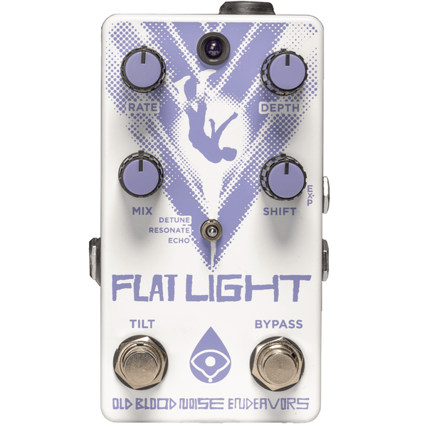 Rent Old Blood Noise Flat Light Textural Flange Shifter