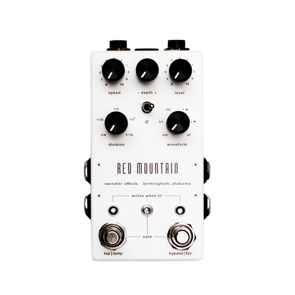Rent Swindler RED MOUNTAIN TREMOLO - Functionalist
