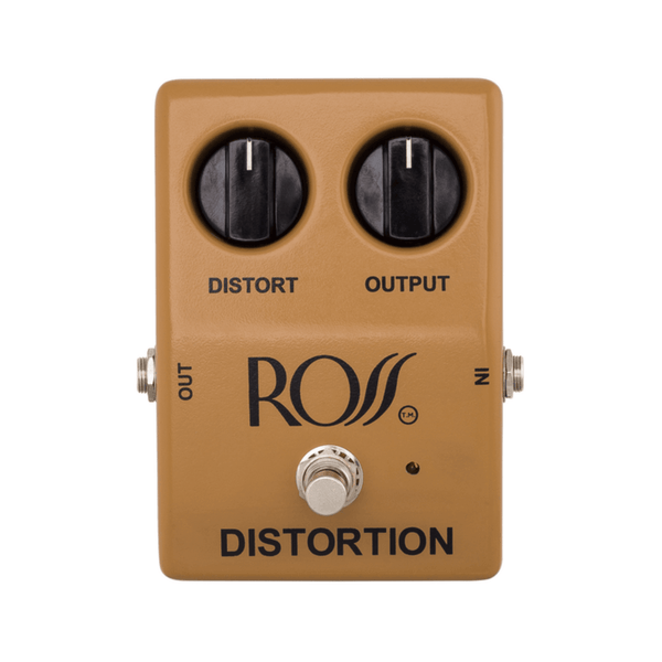 Ross Tan Distortion