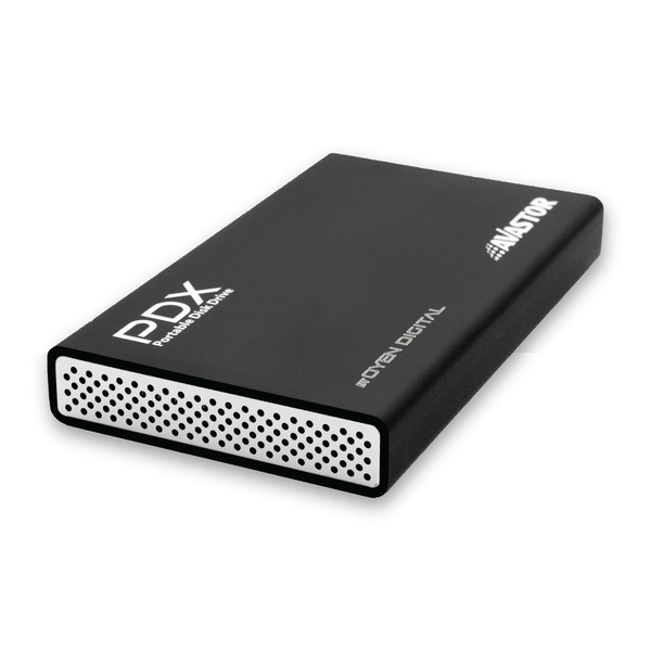 Avastor PDX800 Portable External Hard Disc Drive [USB 3.1 & FW800]