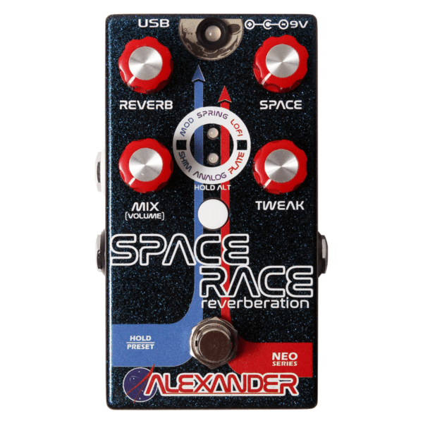 Rent Alexander Space Race