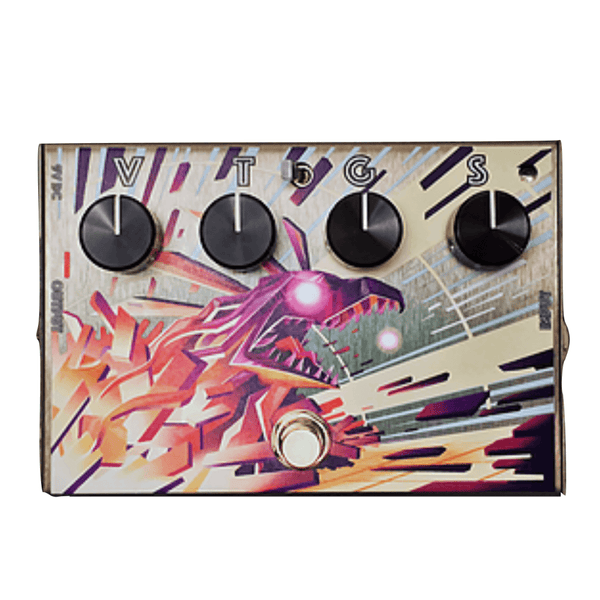 Lauren Audio Spitfire Distortion-Overdrive ART