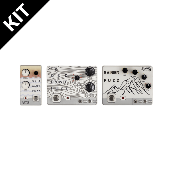 Rent The Spruce Effects Sampler Pack