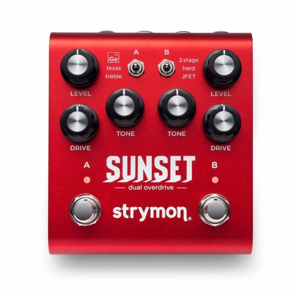 Rent Strymon Sunset Dual Overdrive