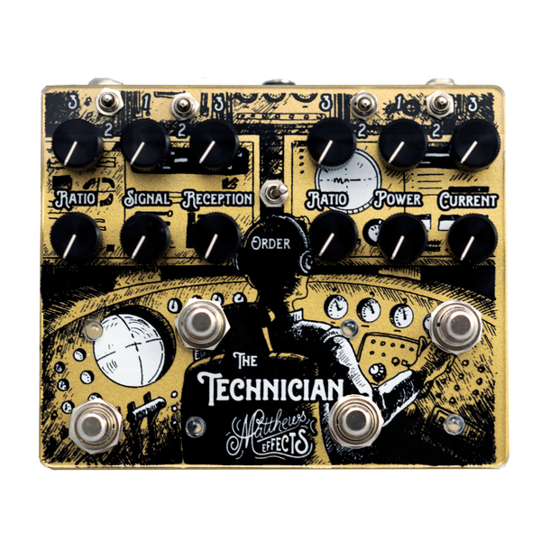 Matthews Effects The Technician