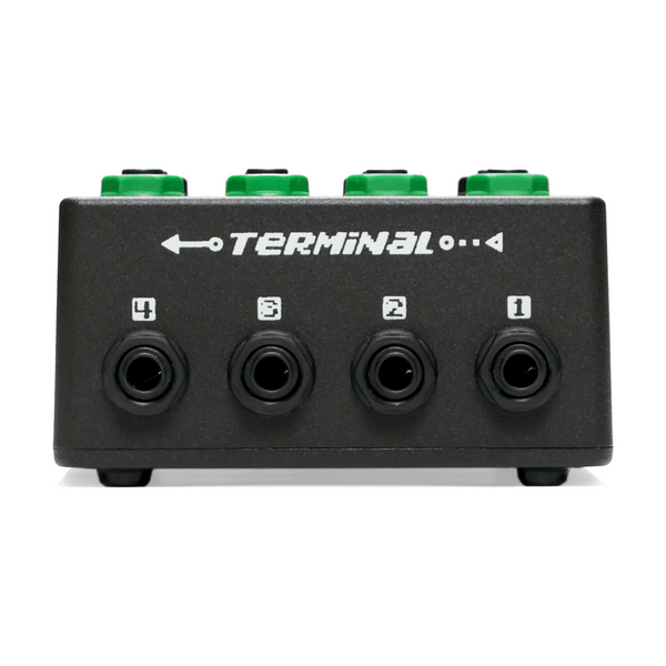 Boredbrain Music Terminal Half-Normal Patchbay Hub