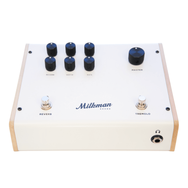 Milkman The Amp: 50W Guitar Amplifier Pedal