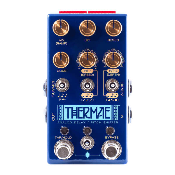 Rent Chase Bliss Audio Thermae Analog Delay & Harmonizer