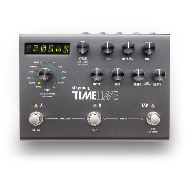Rent Strymon Timeline Delay