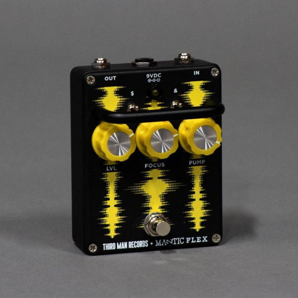 Third Man Records / Mantic Flex Pedal Black