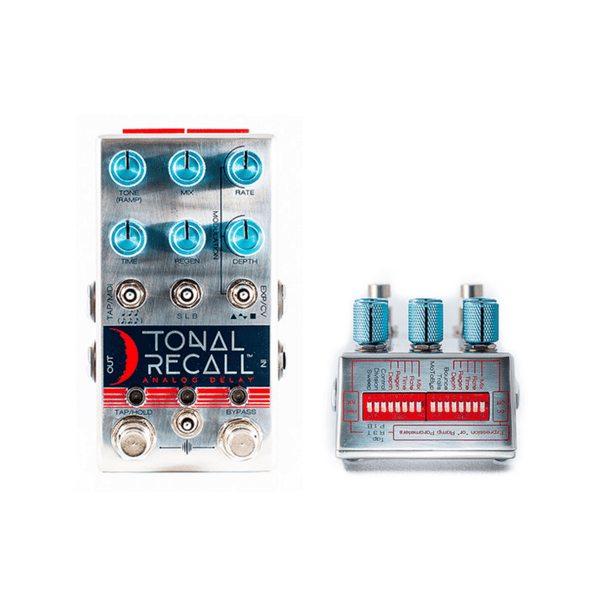 Rent Chase Bliss Audio Tonal Recall Delay