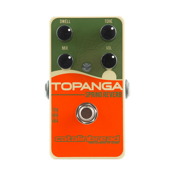 Rent Catalinbread Topanga Spring Reverb