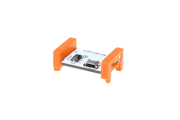 Korg littleBits USB I/O