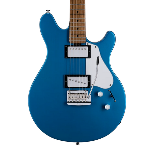Sterling by Music Man Valentine Tremolo, Toluca Lake Blue