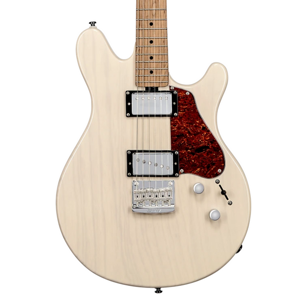 Sterling by Music Man Valentine, Trans Buttermilk