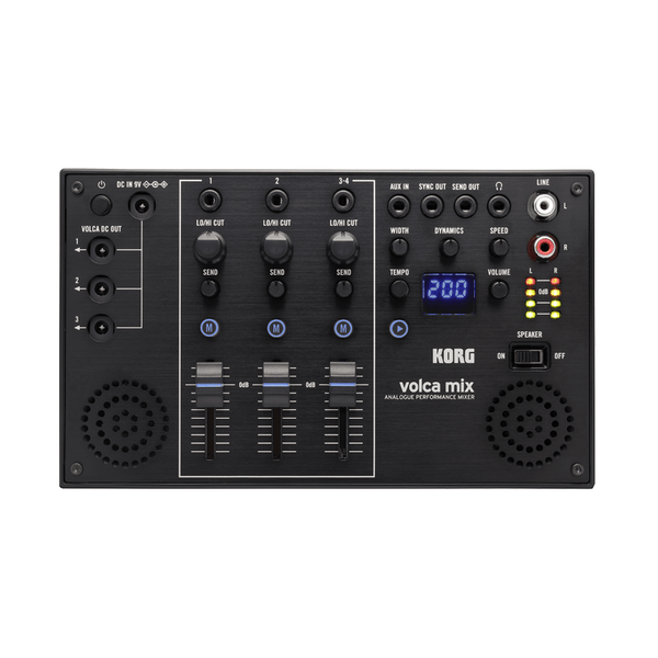 Rent Korg Volca Mix Analogue Performance Mixer