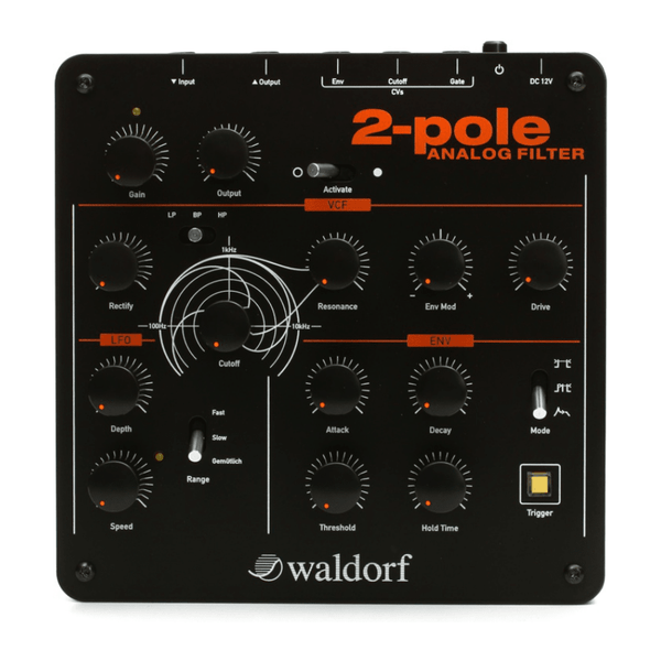 Rent Waldorf Waldorf 2-Pole Analog Filter