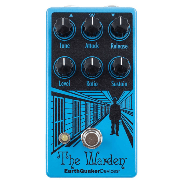 Rent Earthquaker Devices The Warden v2 Optical Compressor