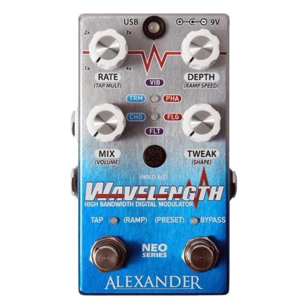 Rent Alexander Wavelength