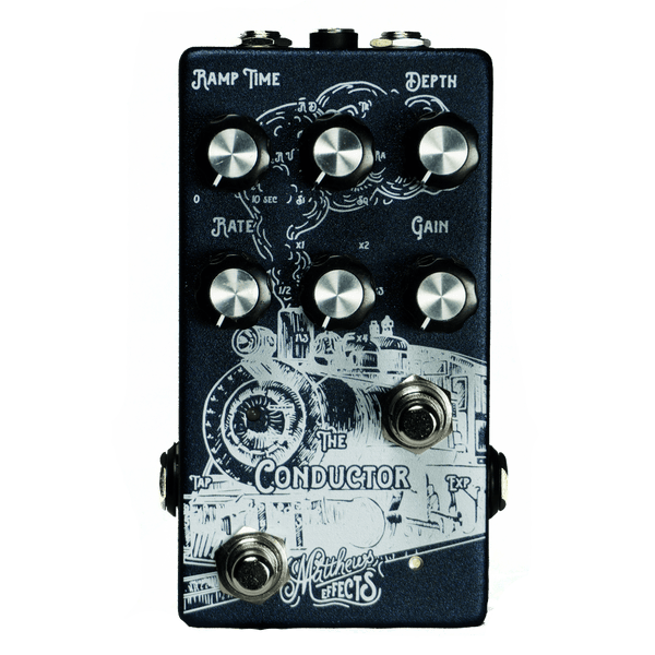 Matthews Effects The Conductor v2 - Optical Tremolo
