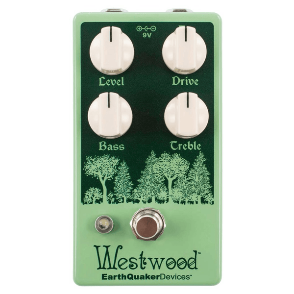 Rent Earthquaker Devices Westwood Translucent Drive Manipulator
