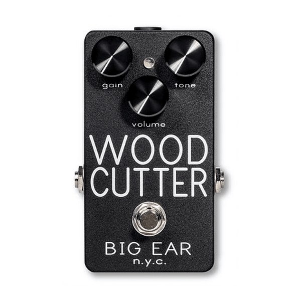BIG EAR n.y.c WOODCUTTER Distortion
