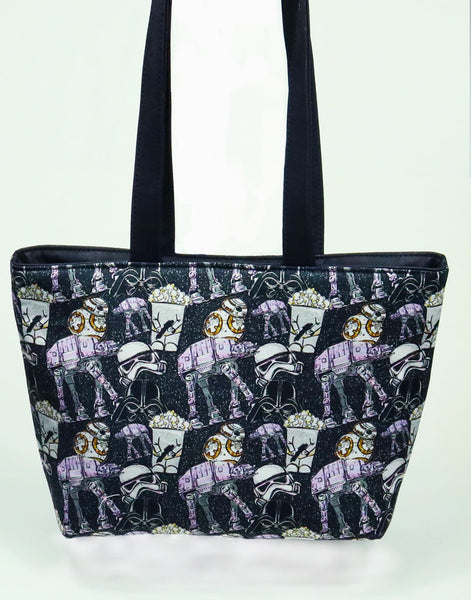 Star Wars Tote -  Canvas Tote Bag