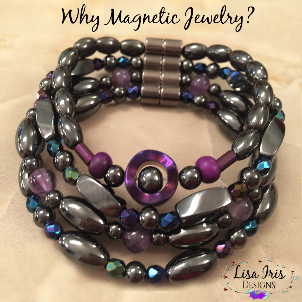 Why Magnetic Jewelry?