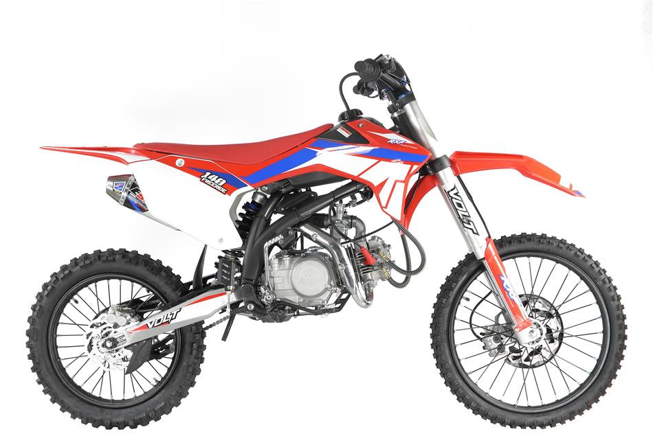 "NEW 190cc Freeride XL RXF Racing Adults Dirt Bike - 19 / 16"" - MotoX1-Motocross ATV"