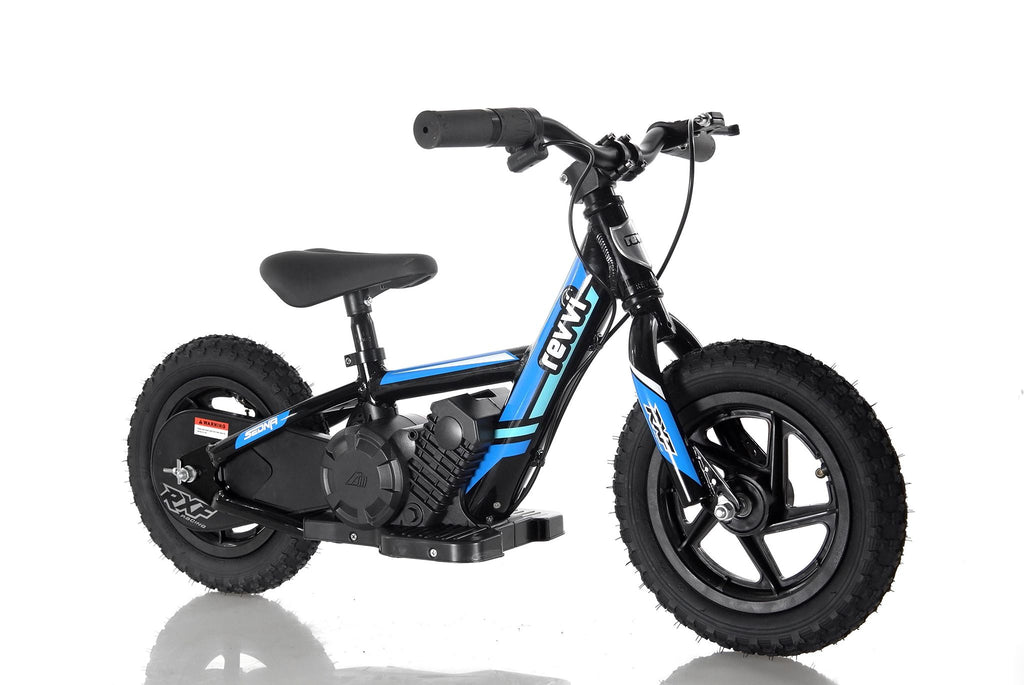 2019 Revvi Kids Electric Bike - Blue