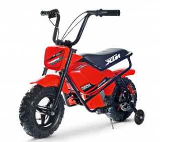 PRE ORDER SEPTEMBER - XTM ELECTRIC MINIBIKE 24V 250W - MotoX1-Motocross ATV