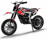 XTM PRO-RIDER 36V 500W LITHIUM DIRT BIKE - ORANGE - MotoX1-Motocross ATV