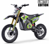 XTM MX-PRO 48V 1300W BIG WHEEL LITHIUM DIRT BIKE - GREEN
