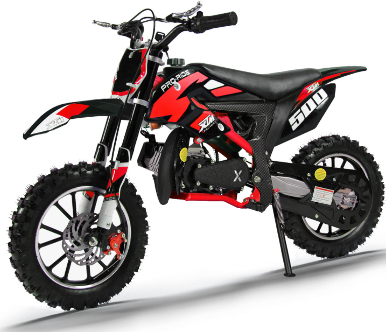 PRE ORDER AUGUST - NEW XTM PRO-RIDER 50CC DIRT BIKE - MotoX1-Motocross ATV