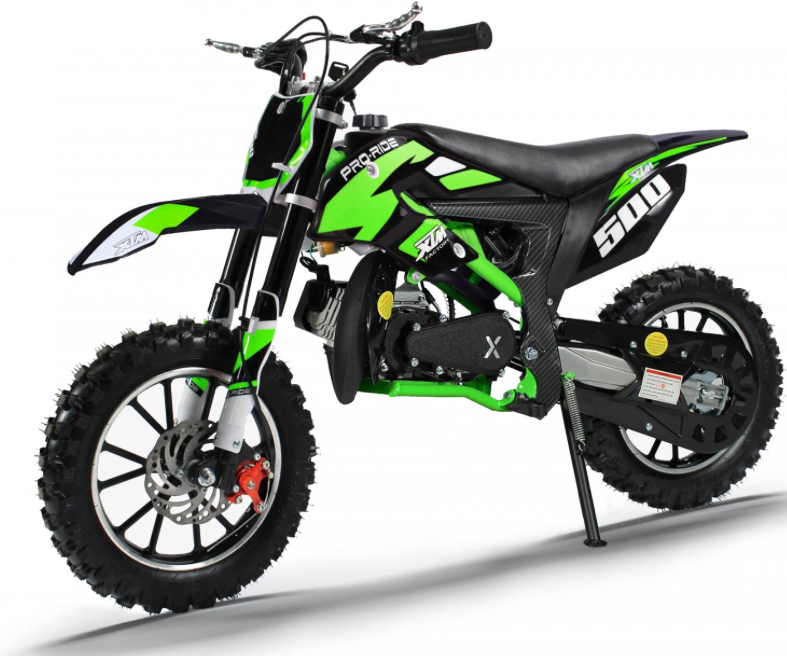 NEW XTM PRO-RIDER 50CC DIRT BIKE - MotoX1-Motocross ATV