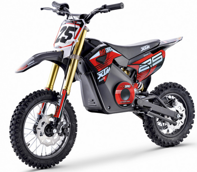 PRE ORDER SEPTEMBER - XTM NEW MX-PRO 36V 1100W LITHIUM DIRT BIKE PIT BIKE - MotoX1-Motocross ATV