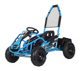 XMAS PRE ORDER - Mud Monster 1000w 20ah 48v Kids Electric Go Kart - MotoX1-Motocross ATV