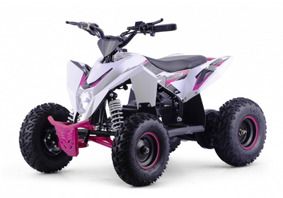 CHRISTMAS PRE ORDER - XTM RACING 48V 1300W LITHIUM QUAD BIKE - PINK - MotoX1-Motocross ATV