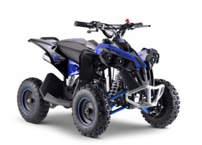 PRE ORDER FEB - Renegade 50cc Kids Mini Petrol Quad Bike - MotoX1 Motocross ATV