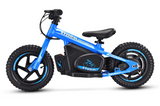 "Kids 100w 12"" Electric Balance Bike - MotoX1 Motocross ATV"